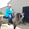 Peggy and  Porshe GAIT-WAY TO FUN SHOW - April 11